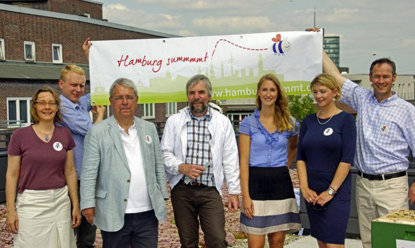 Hamburg summt! – Stiftung Mensch & Umwelt
